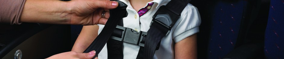 Kids Fly Safe with the CARES Harness