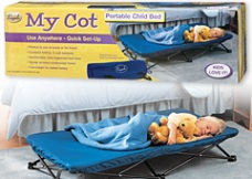 regalo travel bed