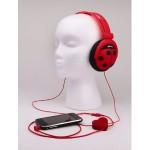 Funkyfonic's Headphones_ladybug