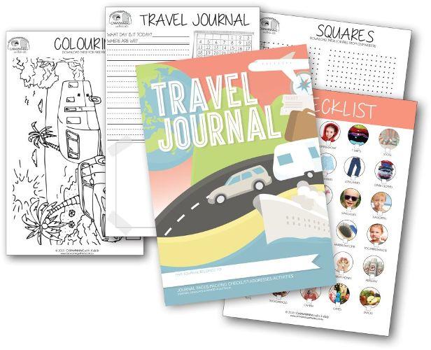 TWK Travel Journal