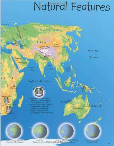Collins my first world atlas introduction world maps north america south america africa europe asia oceania activities gumiabroncs Gallery