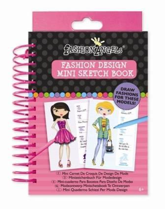 Fashion Angels - Mini Sketch Book