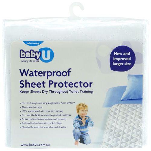 Baby U Waterproof Sheet Protector Pack_20160224174848
