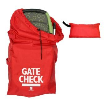 L Childress Gate Check Double Strollers Travel Bag Jpg