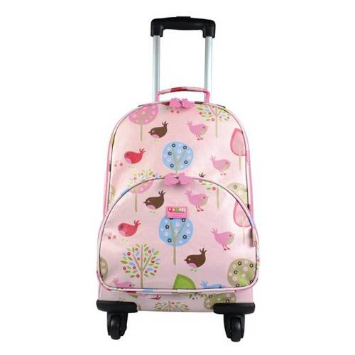 Penny Scallan Cabin Luggage - Chirpy Bird