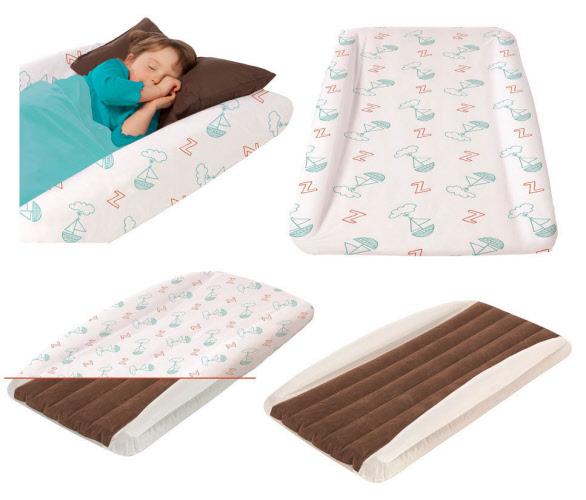 The Shrunks Junior Toddler Travel Bed