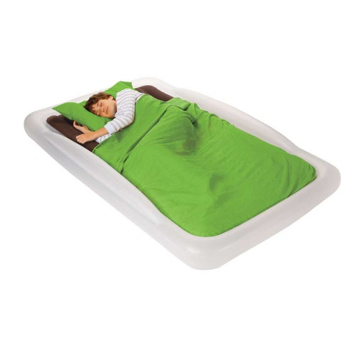 The Shrunks - Inflatable Family Travel Bed
