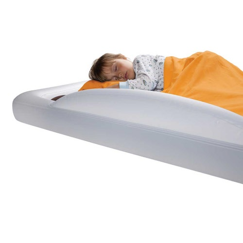 The Shrunks Inflatable Toddler Travel Bed