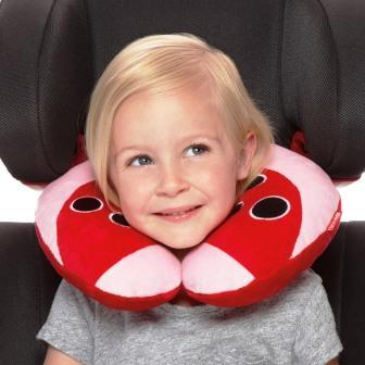 Skip Hop Travel Neck Pillow Ladybug