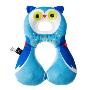 BenBat Travel Pillow - Owl