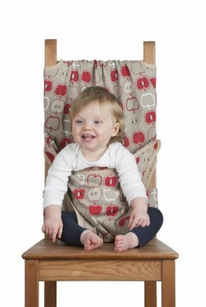Totseat Portable Highchair - Apple